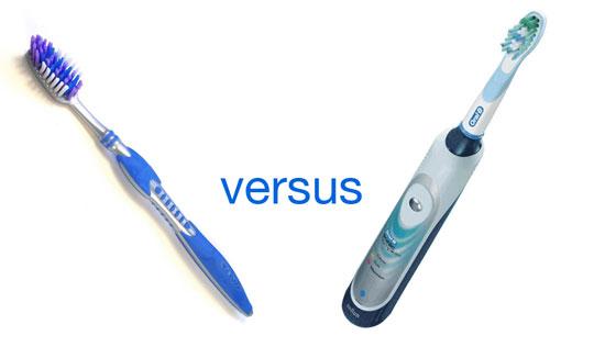 Είναι οι ηλεκτρικές οδοντόβουρτσες καλύτερες από τις απλές?